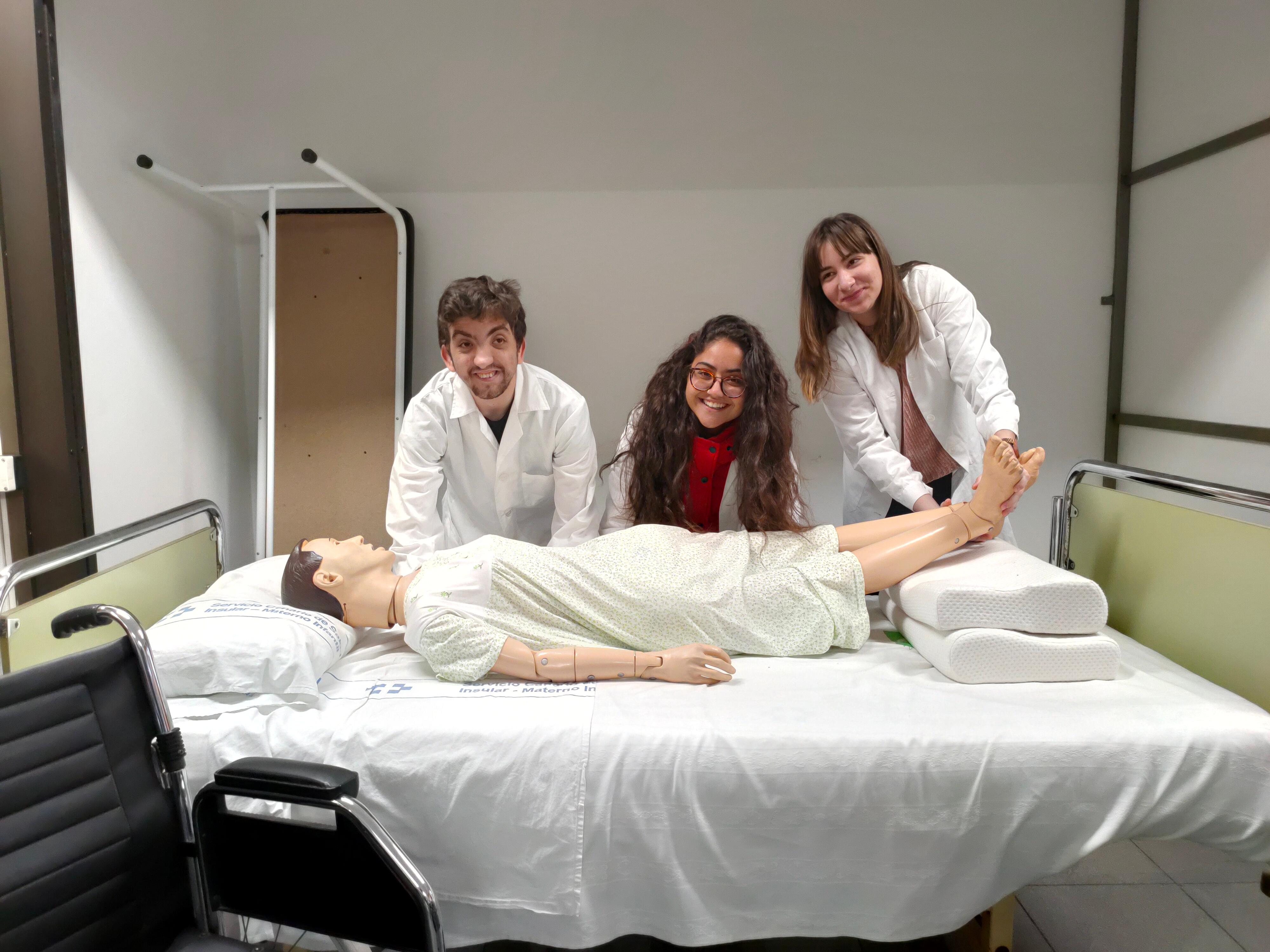 Prácticas de Enfermería