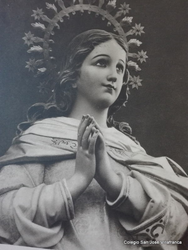 Virgen del Colegio