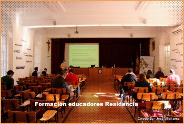 Formación Residencia Internado San josé Villafranca