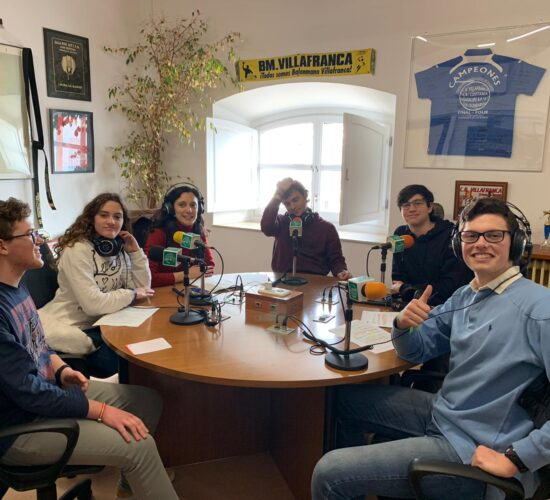 Taller Periodismo San José Villafranca
